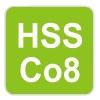Stal szybkotnąca HSSCo8